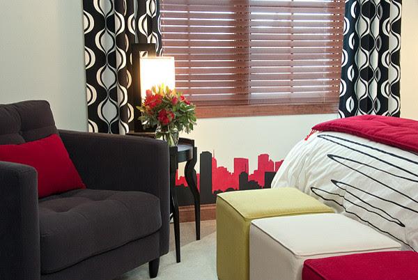 Teen Bedroom - contemporary - bedroom - milwaukee - by Suzan J ...