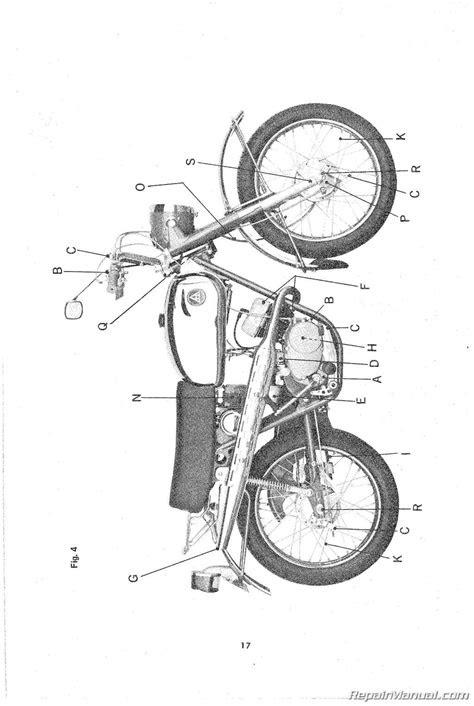 1964-1967 Hodaka Ace 90 Service Manual