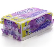 Quilted Northern Ultra 3 Ply Toilet Paper, 30-Rolls, 267-Sheets