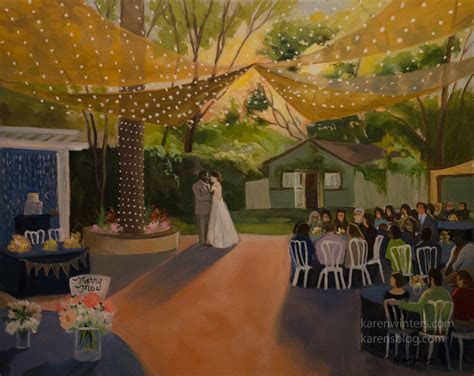 Wedding Paintings   live event painter, live event