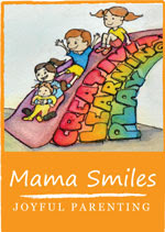 mama smiles Joyful Parenting Featured Mommy Blogger