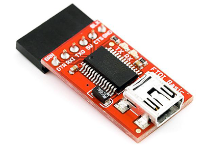 USB to Serial Converter Module