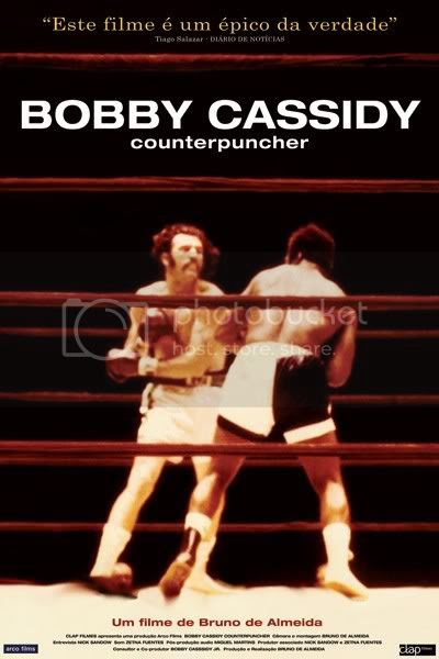 Bobby Cassidy: Counterpuncher Bobby Cassidy