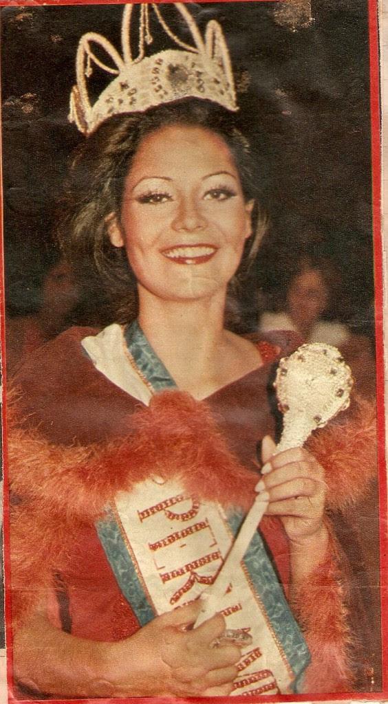 Matilde Terto . Foto. Revista Manchete