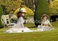 The Duchess in aristocrat England