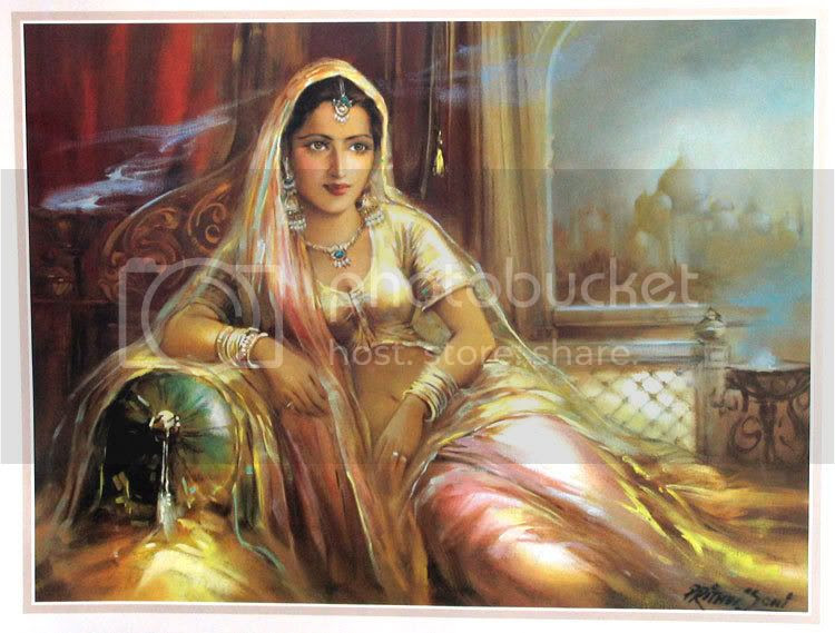 Beautiful Indian Paintings at reachpics.blogspot.com