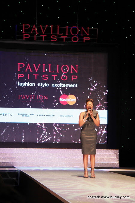 Celebrities And Fashionistas Treated To A Stylish Night At Pavilion Pit Stop