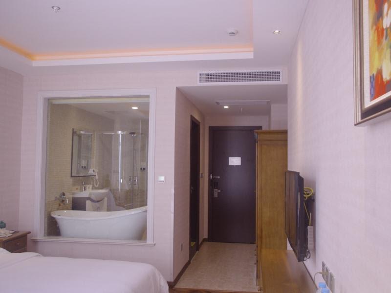 Review GreenTree Alliance ShangHai WanDa SongJiang University Town Metro Station Hotel