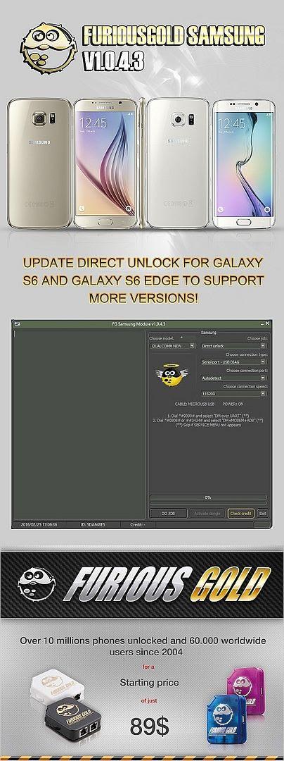 [[Orginal Setup File No Cracked]]2016 [PACK12] FuriousGold Samsung v1.0.4.3 Released !
