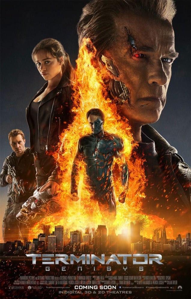 La absurda polémica entre Corea y Japón por el póster de Terminator