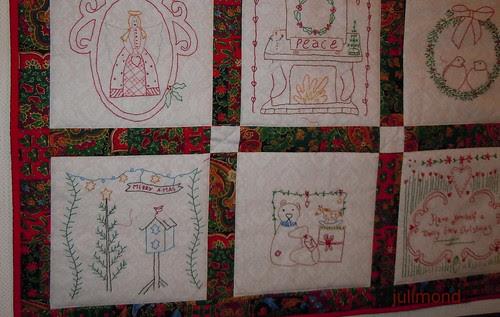 Stitching for Christmas Ausschnitt1