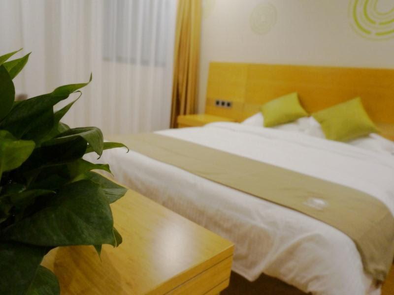 Review GreenTree Inn Suzhou Changshu North Haiyu Road Changhui Square Express Hotel