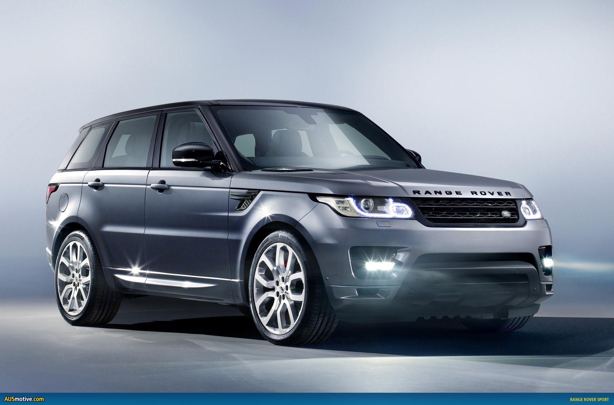 AUSmotive.com » New York 2013: Range Rover Sport revealed