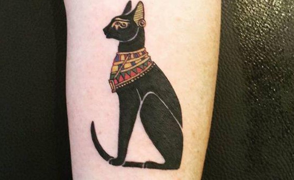El Verdadero Significado De Los Tatuajes Egipcios Para La Próxima
