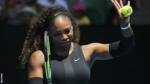 Image result for Serena williams 2017 Australian Open
