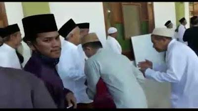 Salat Idul Fitri 1441 H di Ponpes Amanatul Ummah Pacet Mojokerto (Bagian 2)