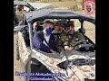 Presidente Luis Abinader se reúne con militares que custodian la frontera con Elias Piña.