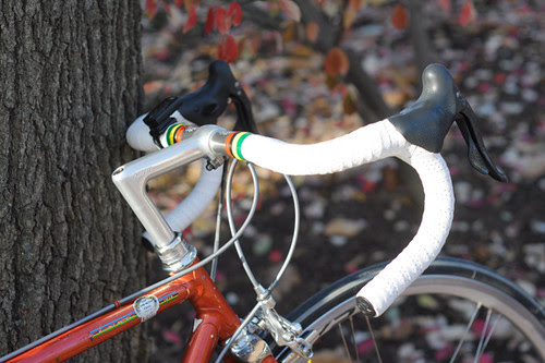 Moser, 11cm Stem, Nitto Noodles, Campagnolo Levers