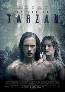 The Legend of Tarzan Filmplakat