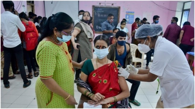 Nearly 89 crore Covid vaccine doses administered in India: Centre https://ift.tt/3AZg23B