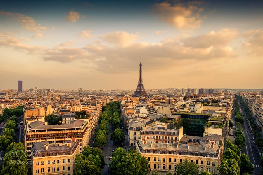 Photograph Paris by Usman Malik on 500px