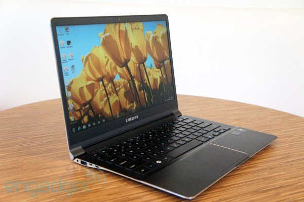Samsung Series 9 review 13inch, mid2012