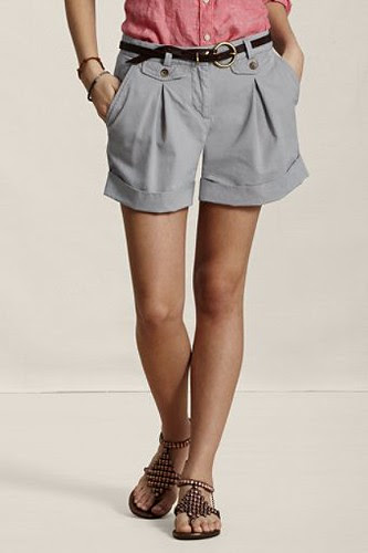 Cadet Chino Shorts