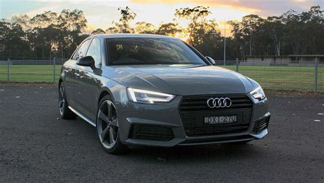 audi   review black edition carsguide