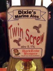 Dark Tribe, Dixie's Marine Ales Twin Screw, England