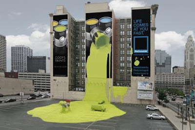 24 Clever and Creative Advertisements on Buildings (25) 5