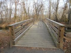 Walkway at Governor's Island, VA