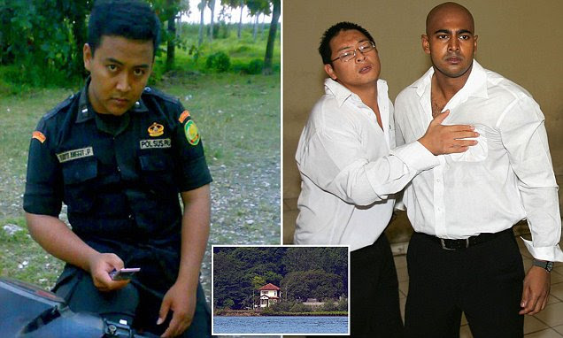 Prison guard on 'Death Island', where Bali Nine duo were executed for drug trafficking,