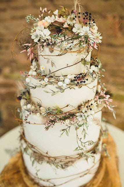 Best 25  Whimsical wedding cakes ideas on Pinterest
