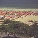 sábado na praia do Leblon