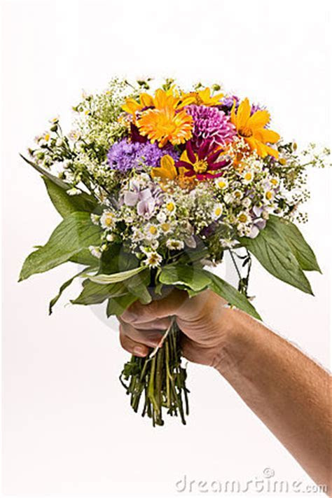 Bunch Of Flowers Royalty Free Stock Images   Image: 4770469