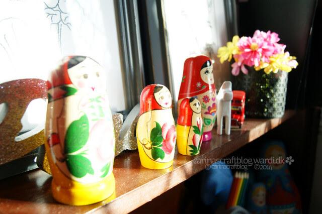 Shelf in the sun