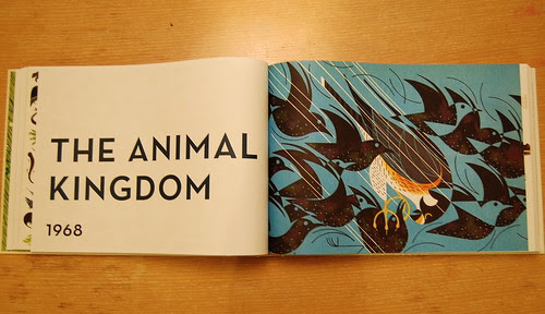 The Animal Kingdom spread