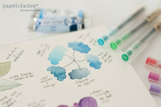 carta de colores PEQ-3