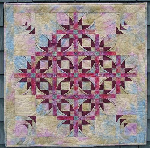 Mystic Star by Poppyprint