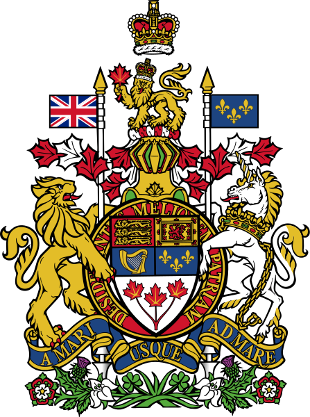 Файл:Coat of arms of Canada.svg