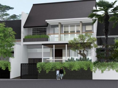 760+ Foto Desain Rumah Minimalis Tropis HD Paling Keren Yang Bisa Anda Tiru