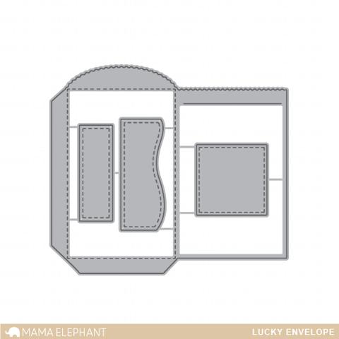Lucky Envelope - Creative Cuts
