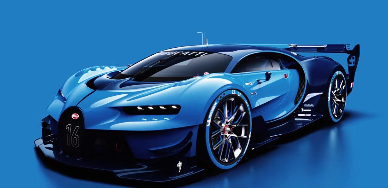 Motoring: Bugatti Chiron set to be the world's fastest car