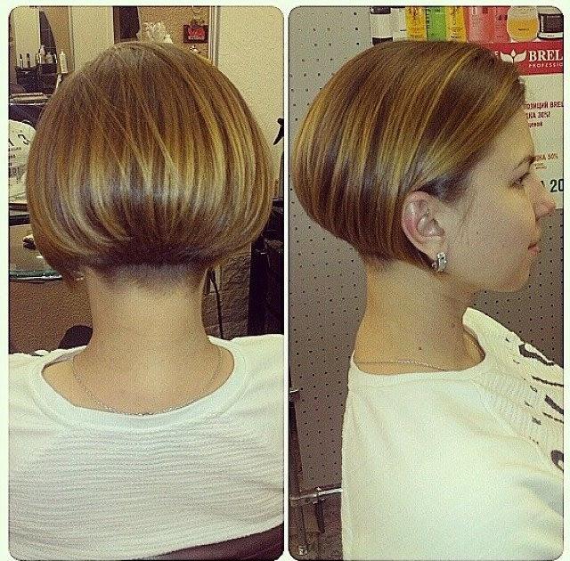 35 Short Bob Haircut Clippered Nape Great Ideas