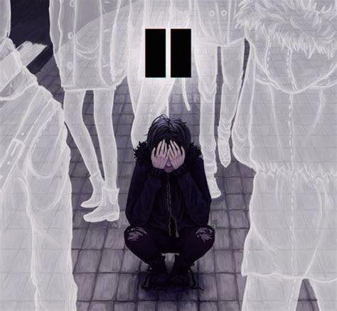 imagem de boy sad  ajgiel   dibujos de anime