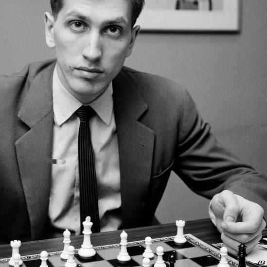 Bobby Fischer in 1962