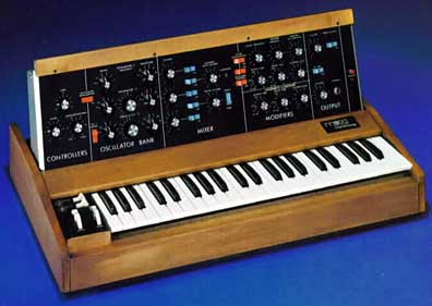 The original MiniMoog
