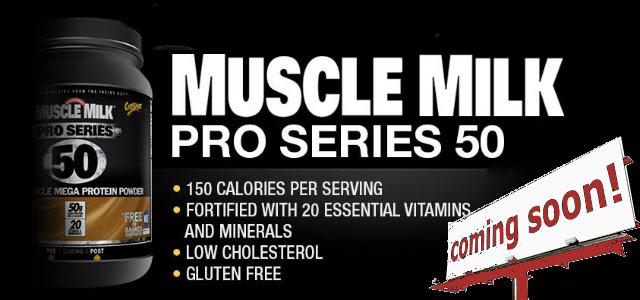 New Muscle Milk Pro Series 50 2013 Update - Newest ...