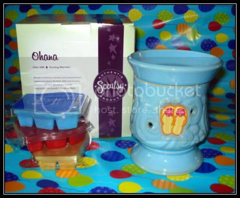 Come enter the scentsy giveaway