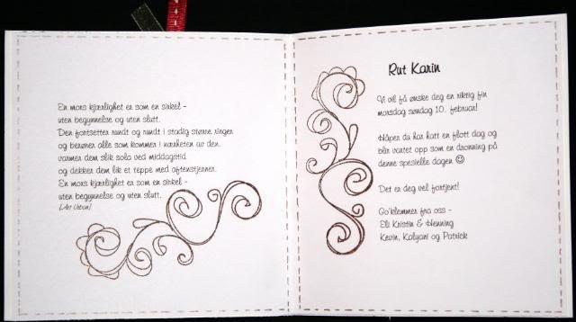 dikt kjærlighet bryllup tromsø